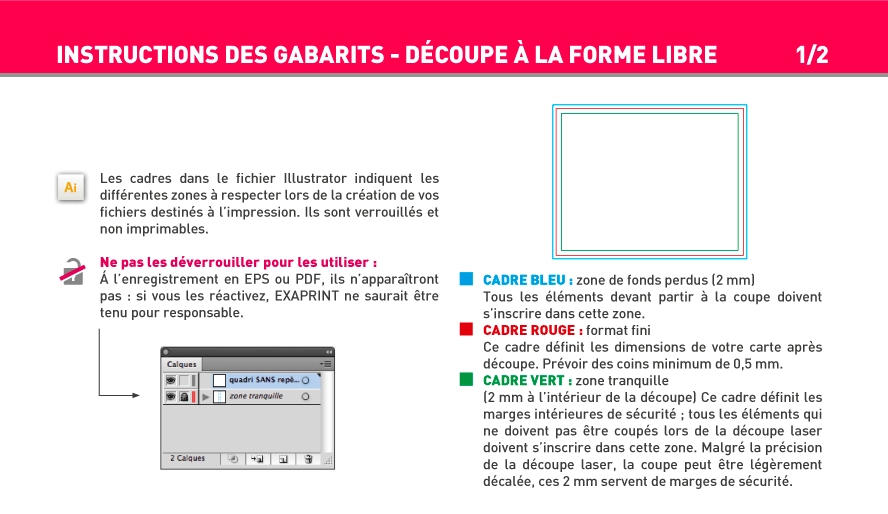 Conseils De Preparation FR Carte Visite Forme Libre IT 01