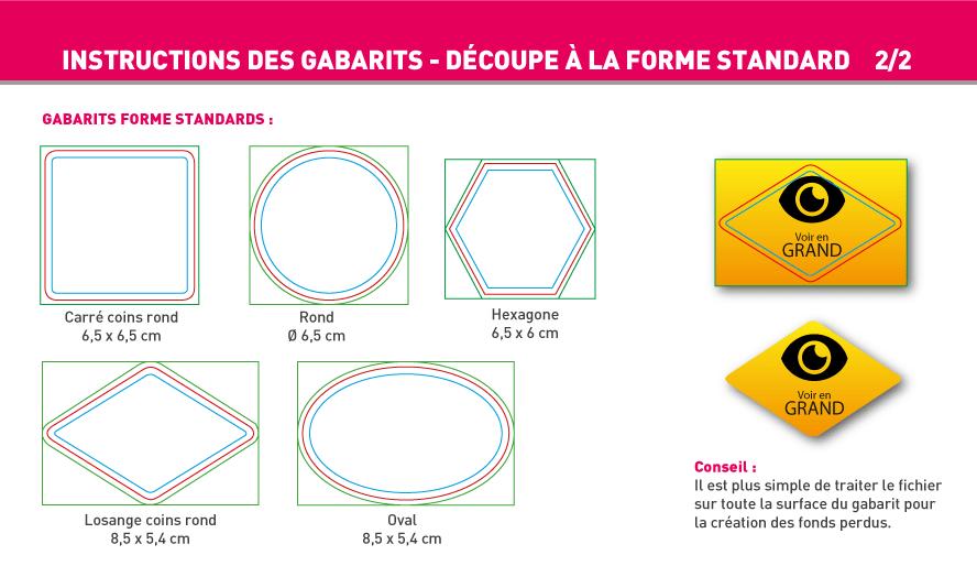 Conseils De Prparation FR Classique Simple 1 2 EcoCarte Carte Visite Forme Libre