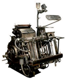 machine Letterpress